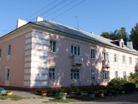 Kolomna, Shavyrin st, house 22. Apartment house