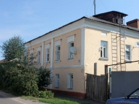 Kolomna, Artilleristov Ln, house 17. Apartment house