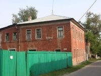 Kolomna, Vodovozny alley, house 3. Apartment house