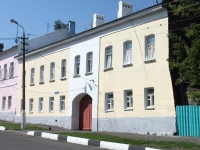 Kolomna, Zaytsev st, house 4. Apartment house