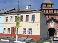 Kolomna, Zaytsev st, house 16. Apartment house