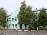Kolomna, Zaytsev st, house 38. Apartment house