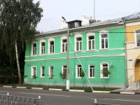 Kolomna, Zaytsev st, house 42. Apartment house