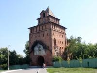 科洛姆纳市, 克林姆林宫 Пятницкие воротаZaytsev st, 克林姆林宫 Пятницкие ворота