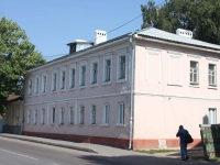 Kolomna, Levshin st, house 12. Apartment house