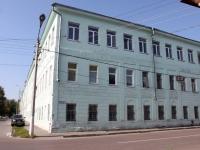 Коломна, улица Левшина, дом 19. многофункциональное здание