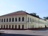 Kolomna, Levshin st, house 21. Apartment house