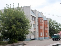 Kolomna, Levshin st, house 33. Apartment house
