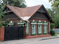 Kolomna, Levshin st, house 35. Private house