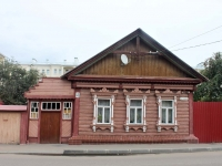 Kolomna, Levshin st, house 40. Private house