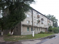 Kolomna, Polyanskaya st, house 9. Apartment house