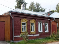 Kolomna, Posadskaya st, house 1. Private house