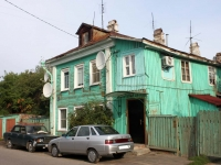 Kolomna, Posadskaya st, house 4. Apartment house