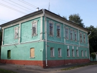 Kolomna, Posadskaya st, house 15. Apartment house