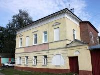 Kolomna, Posadskaya st, house 40. Apartment house