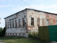 Kolomna, Posadsky alley, house 12. Apartment house