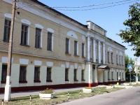 Коломна, колледж Коломенский медицинский колледж, улица Пушкина, дом 13
