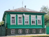 Kolomna, Pushkin st, house 14. Private house