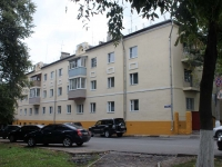 Kolomna, Umanskaya st, house 18. Apartment house