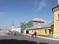 Kolomna, Bolotnikov st, house 9. Private house
