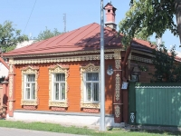 Kolomna, Lazarev st, house 4. Private house