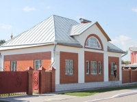 Kolomna, Lazarev st, house 5. Private house