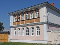 Kolomna, Lazarev st, house 8А. Apartment house