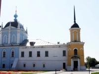 Коломна, улица Лазарева, дом 9. церковь Покровская Ново-Голутвина монастыря