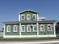 Kolomna, Lazarev st, house 10. Private house