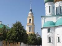 Коломна, монастырь Ново-Голутвин, улица Лазарева, дом 11А