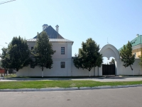 Kolomna, cloister Ново-Голутвин, Lazarev st, house 11А