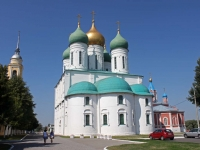 Kolomna, cathedral Успенский Кафедральный, Lazarev st, house 14