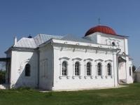 Kolomna, church Св. Николая Гостиного, Lazarev st, house 16