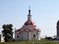 Kolomna, church Воскресения Словущего, Lazarev st, house 18/1