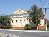 Kolomna, Apartment house Дом Мозгова, Lazarev st, house 22