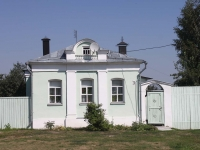 Kolomna, Lazarev st, house 26. Private house