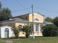Kolomna, Apartment house Дом Луковкина, Lazarev st, house 28