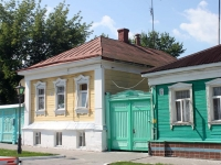 Kolomna, Lazhechnikov st, house 4. Private house
