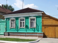 Kolomna, Lazhechnikov st, house 6. Private house