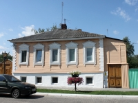 Kolomna, Lazhechnikov st, house 8. Private house