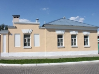 Kolomna, Lazhechnikov st, house 14. Private house