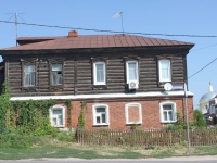 Kolomna, Isayev st, house 2. Apartment house