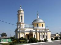Kolomna, church Крестовоздвиженская, Isayev st, house 3