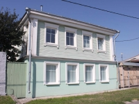 Kolomna, Isayev st, house 4. Apartment house