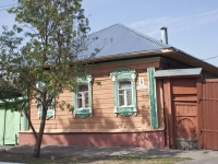 Kolomna, Kazakov st, house 6. Private house