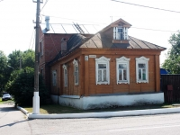 Kolomna, Kazakov st, house 13. Private house