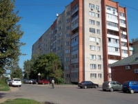Коломна, улица Буфеева, дом 12. многоквартирный дом