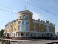 Коломна, улица Гражданская, дом 10. офисное здание