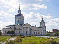 Коломна, улица Гражданская, дом 71. храм Михаило-Архангельский
