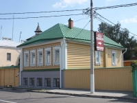 Kolomna, Granatnaya st, house 2. Private house